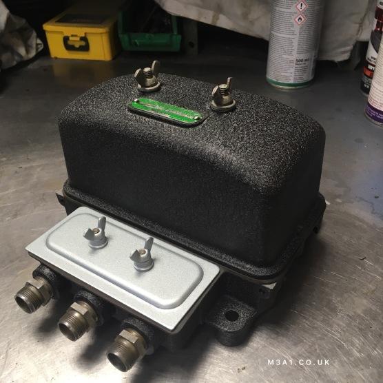 M3A1 Voltage Regulator restored