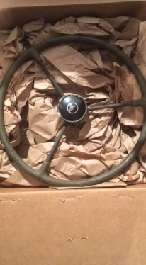 M3A1 Ross Steering Wheel NOS