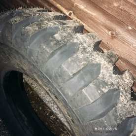 8.25 x 20 tyres