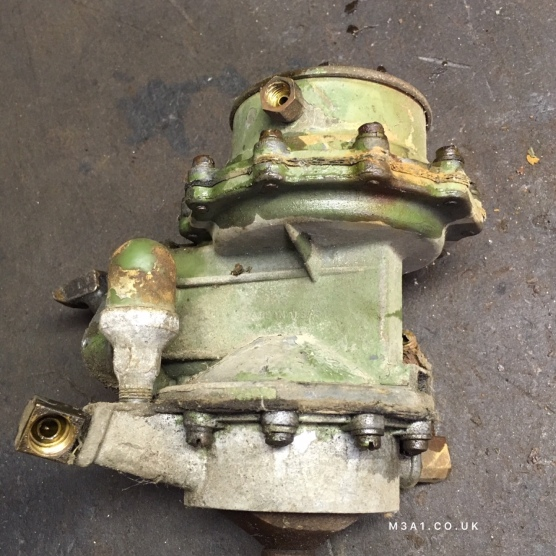 M3A1 fuel pump