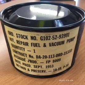 M3A1 scout fuel pump rebuild kit